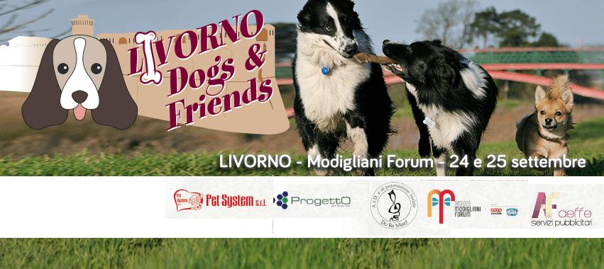 24 e 25 Settembre la prima Manifestazione per i Cani e i loro amici a Livorno