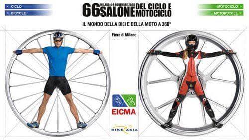 Salone del Ciclo e del Motociclo EICMA 2008 Milano