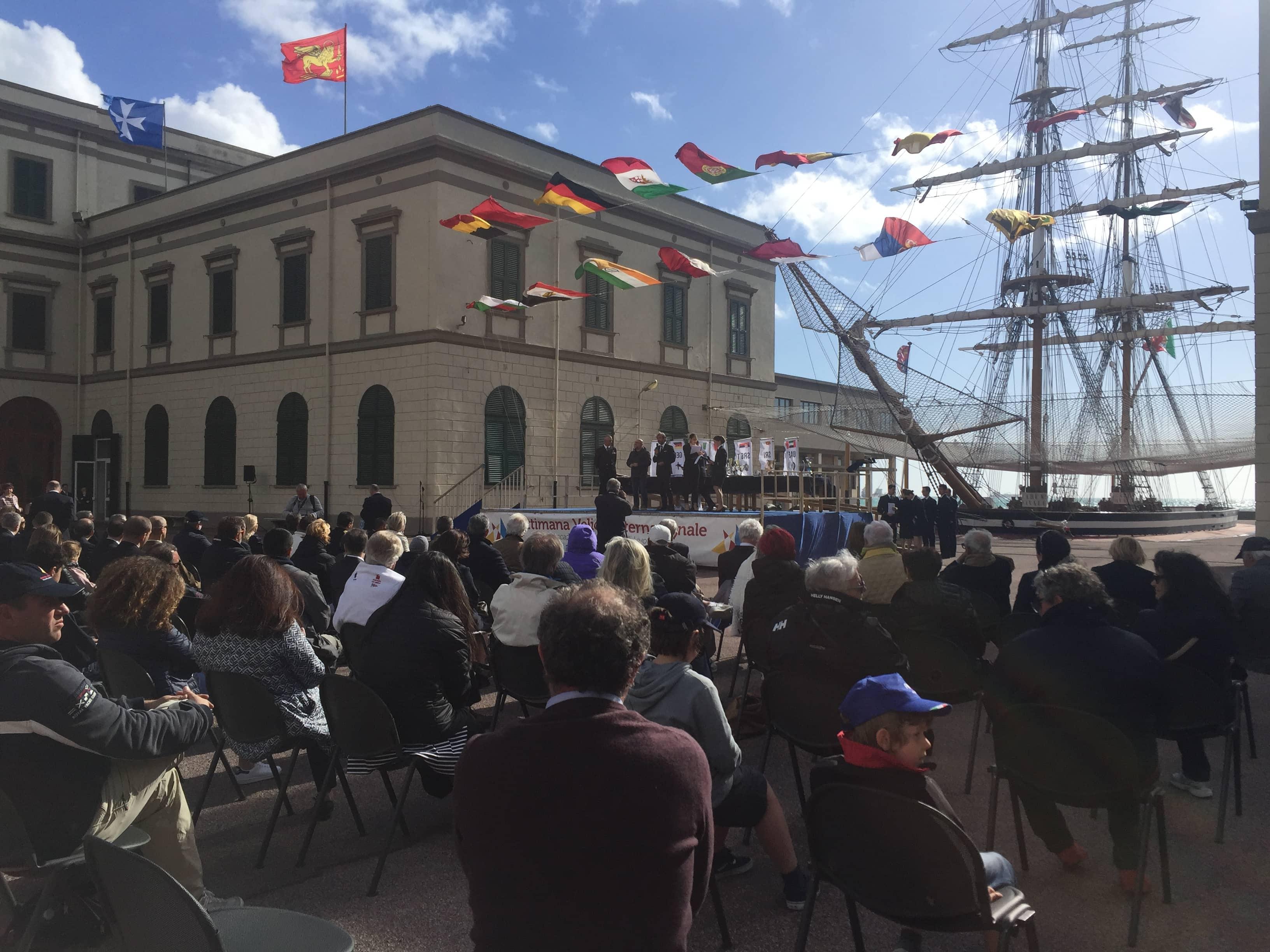 Settimana Velica Internazionale Accademia Navale Città di Livorno TERMINA IL SECONDO WEEK-END DI REGATE