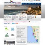 Schermata sito 150x150 - Gestione e organizzazione di meeting e congressi in Toscanail nuovo sito web