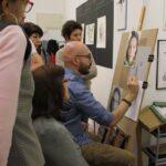 """Workshop Luca Tedde 1 150x150 - Una bottega artistica dove l'Arte viene realizzata """"alla vecchia maniera"""""""