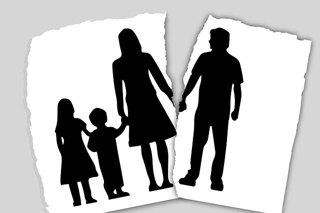 divorzio separazione