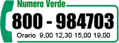 numero-verde-orario